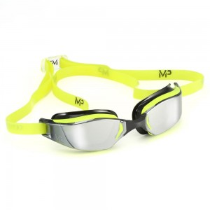 Michael Phelps Xceed Mirrored Yellow