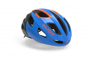 Kask szosowy RUDY Project STRYM blue-orange