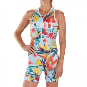 Strój triathlonowy ZOOT LTD Race Suit 83
