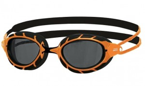 Okulary pływackie Zoggs Predator Flex Polarized Ultra Orange
