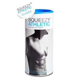 Squeezy Athletic 675g naturalny
