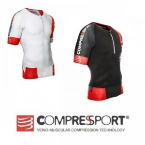 Compressport TR3 Shirt Aero Top