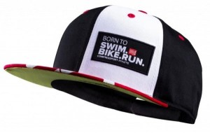 Compressport czapka Swim Bike Run
