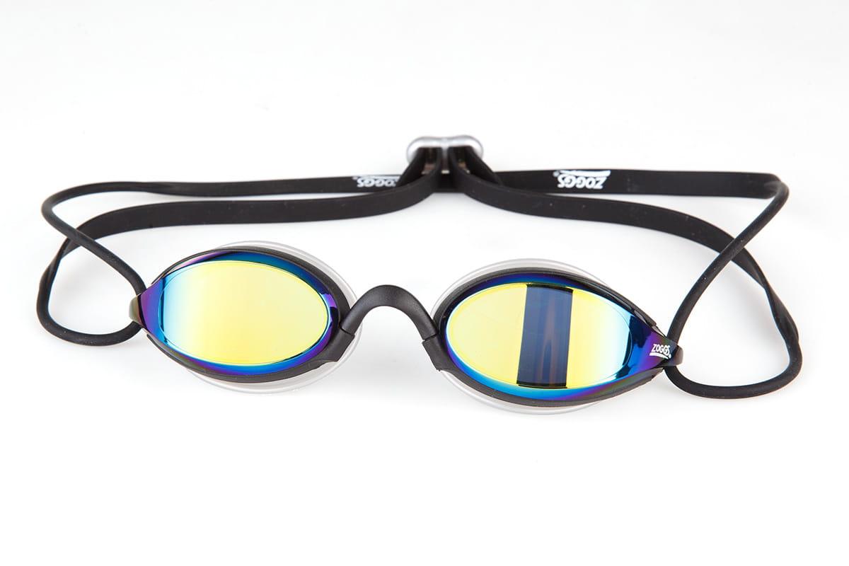 Okulary pływackie Zoggs efekt oczu DLA DZIECI Zdjęcie na imgED